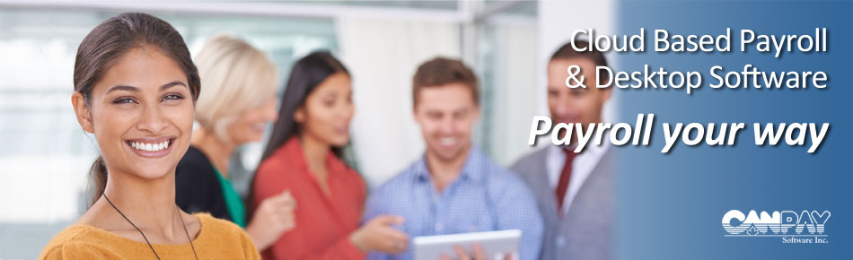 Canadian Cloud Based Payroll Software - Canpay Payroll Software in Canada
