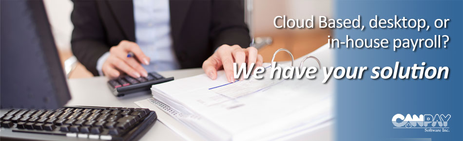 Cloud Based Payroll Software in Canada - canadian Payroll Solutions
