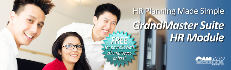 Free Canadian HR Software - Human Resource Program