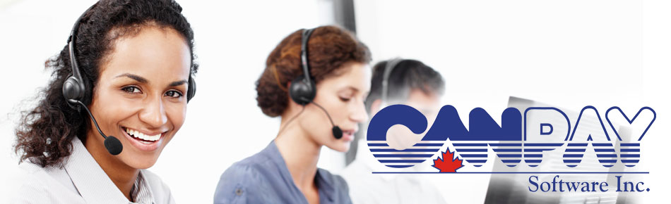 Canadian payroll software support