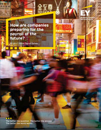 Global Payroll Survey 2017 - Ernst and Young